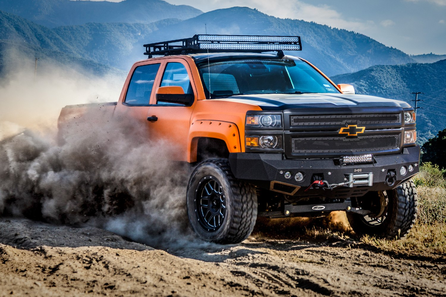 6 Inch Lift Kit For Chevy Silverado 1500 >> 2014 To 2017 Chevy Silverado Gm 1500 6 Lift Kit With Pro Runner Shocks